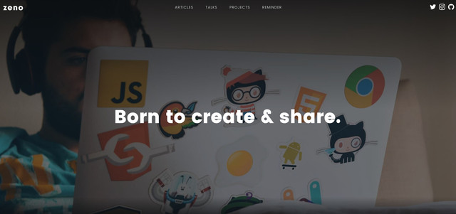 Zeno Rocha Website