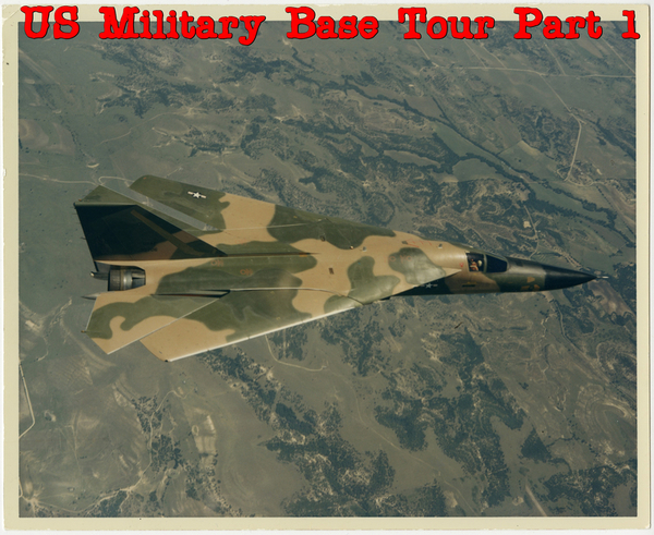 US Military Bases Tour Part 1