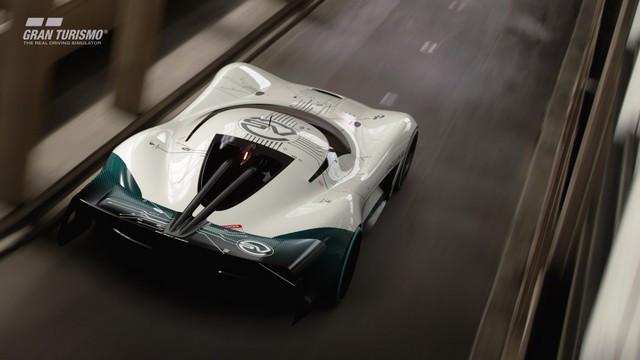 Jaguar Lève Le Voile Sur La Vision Gran Turismo SV : La Voiture De Course 100% Électrique Ultime Pour Les Passionnés De Course Automobile Jag-GTSV-Exterior-06-161220