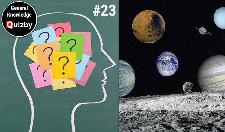 Conocimientos acerca de grandes autores, ciencia, matemáticas, películas, salud, biología y mucho más se te pondrá a prueba con estas preguntas. ¿Te mantienes enterado lo suficiente de lo que ocurre en el mundo?