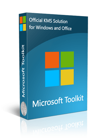 Download Microsoft Toolkit for free.