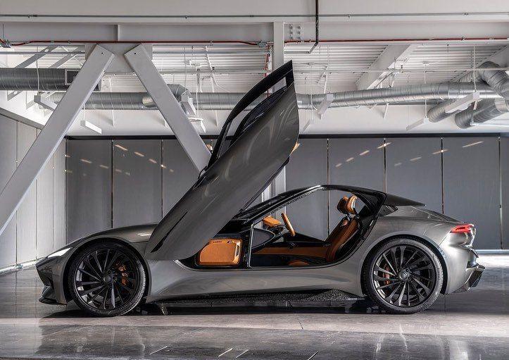 Karma SC2 Coupe Concept (Los Angeles 2019) 13