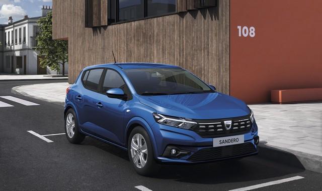 Nouvelle Sandero, Sandero Stepway Et Logan : Dacia Redéfinit L'automobile Essentielle Et Contemporaine 2020-NOUVELLE-DACIA-SANDERO-1