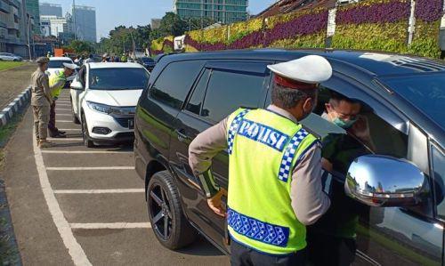 Langgar PSBB di Jakarta Mulai Hari Ini Bisa Didenda sampai Rp 50 Juta