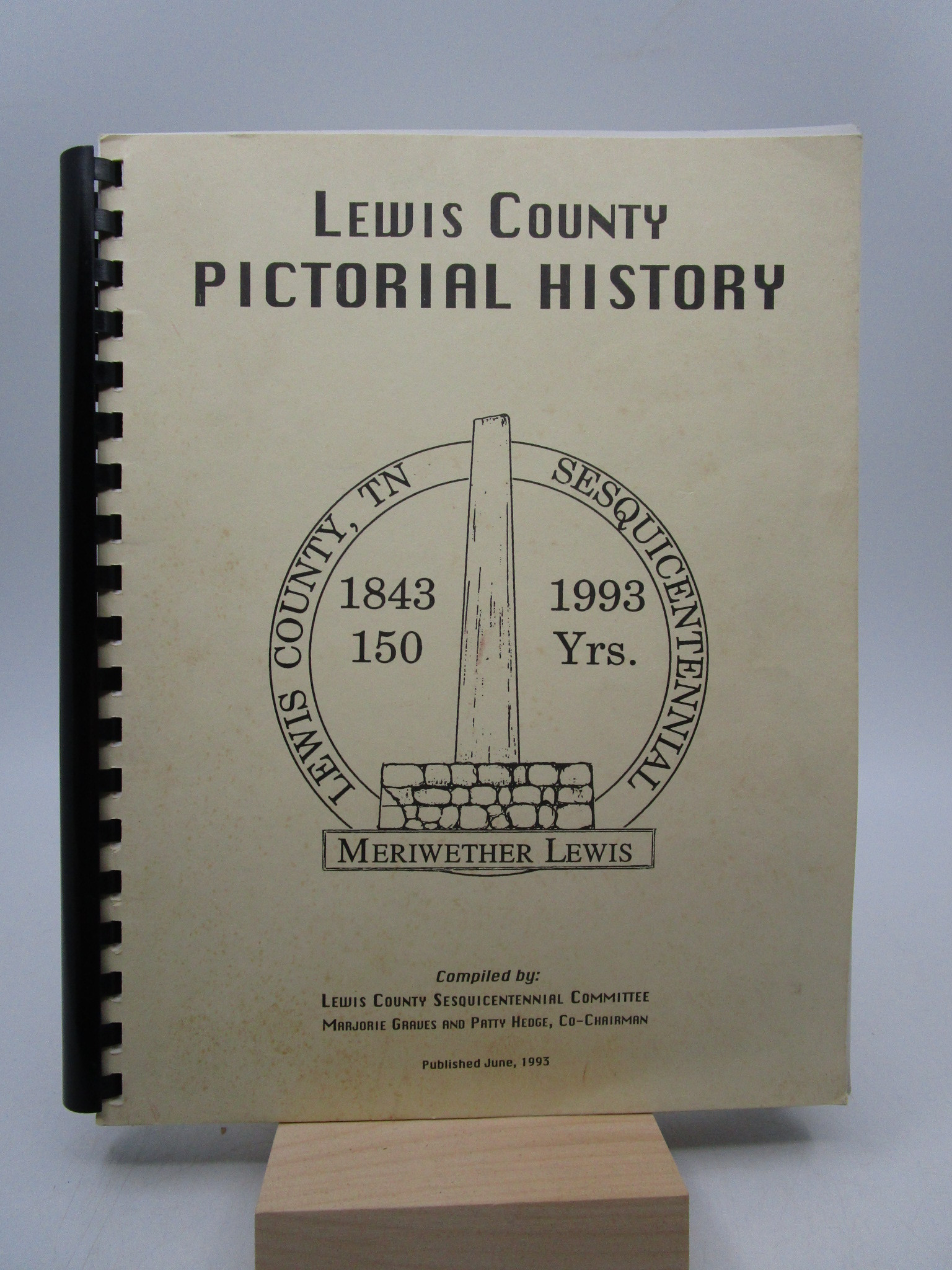 Image for Lewis County Pictorial History