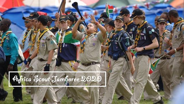 Jambore Pramuka Afrika 2020