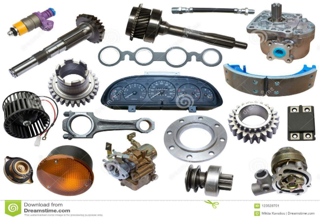 Hex Auto Motorcycle Spare Parts
