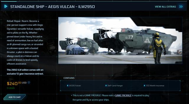 STANDALONE-SHIP-AEGIS-VULCAN-ILW2950
