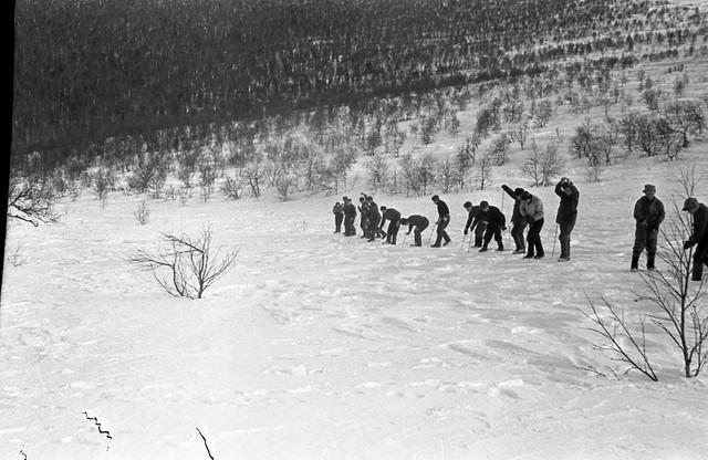 Dyatlov pass 1959 search 23