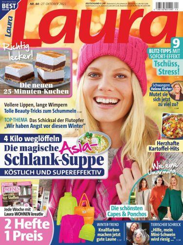 Laura Frauenmagazin No 44 vom 27  Oktober 2021