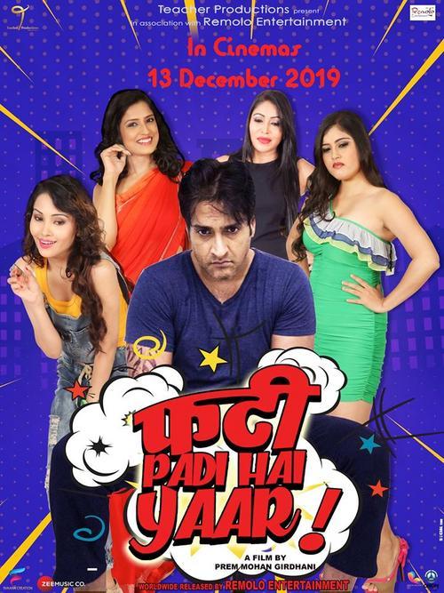 Phati Padi Hai Yaar (2019) Hindi 720p HDRip Esubs DL