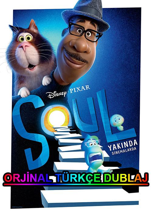 Soul | 2020 | BDRip | XviD | Türkçe Dublaj | 4K - 720p - 1080p - m720p - m1080p | BluRay | Dual | TR-EN | Tek Link