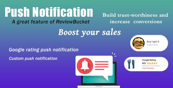 ReviewBucket - Business review bundle WordPress Plugin - 1