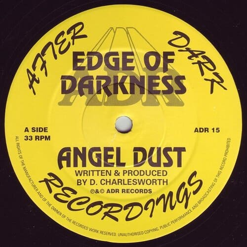 Download Edge Of Darkness - Angel Dust / Roller Coaster mp3