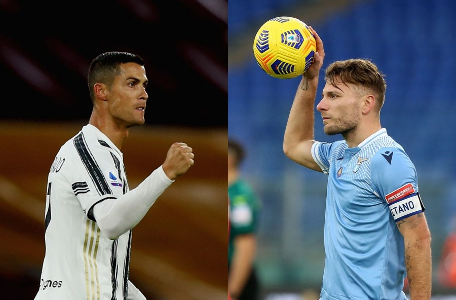 Dove vedere JUVENTUS LAZIO Streaming Video Gratis Online Serie A: Ronaldo vs Immobile