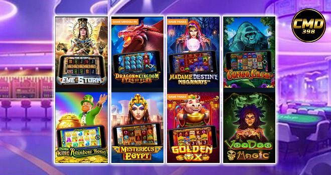 PG Slot Deposit Dana