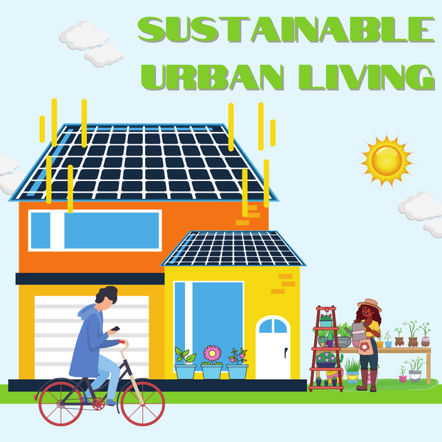 Sustainable-Urban-Living