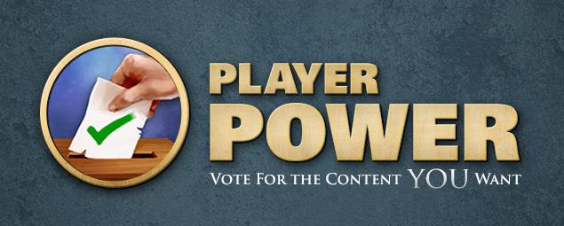 Godscape Revolution - Portal Player-Power
