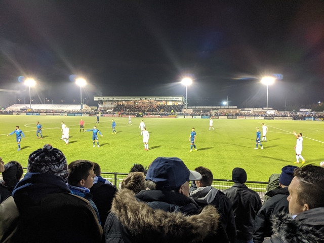 bromley vs rovers