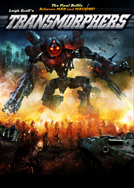 Transmorphers 2007 Hindi Dual Audio 720p HDRip 900MB | 400MB Download