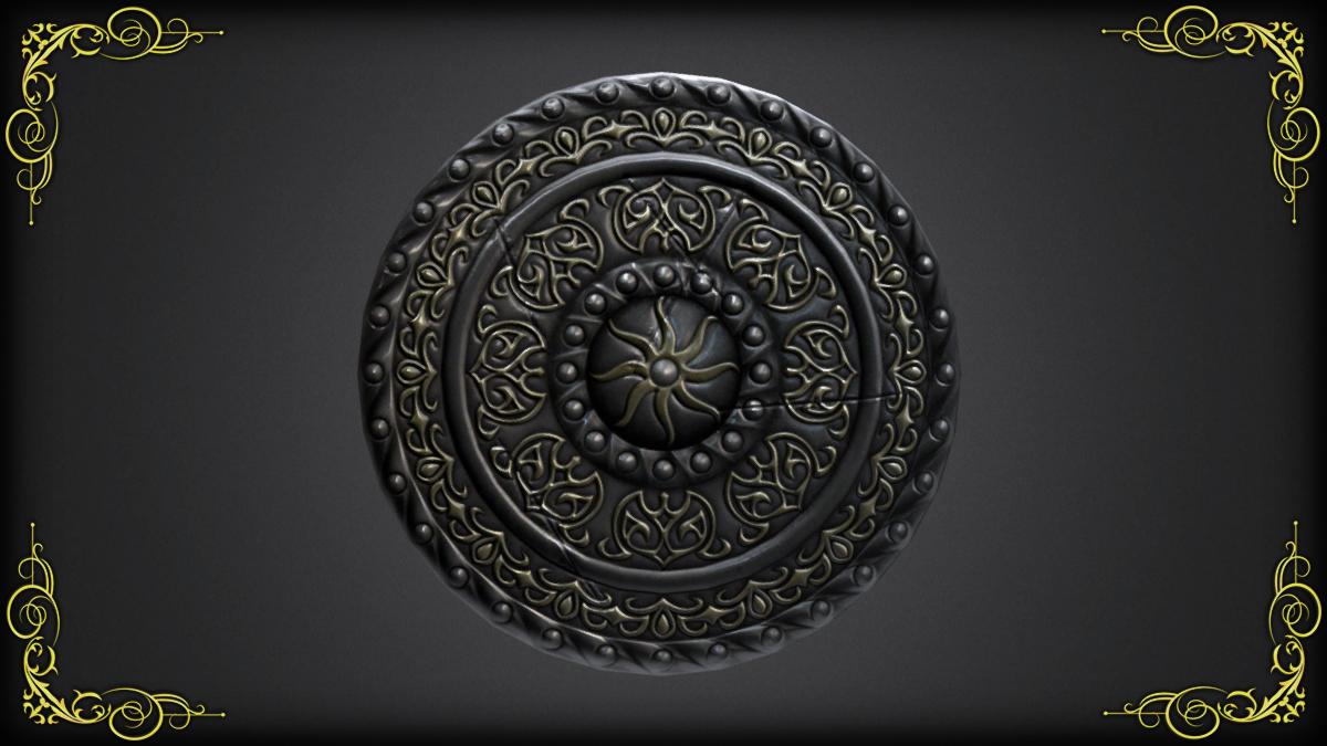 Скачать Щит Азуры (SE) / Azura's Shield SE