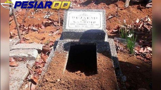Sempat Diduga Praktik Perdukunan, Misteri 25 Makam Tasikmalaya Digali Terkuak, Pelaku Bukan Manusia