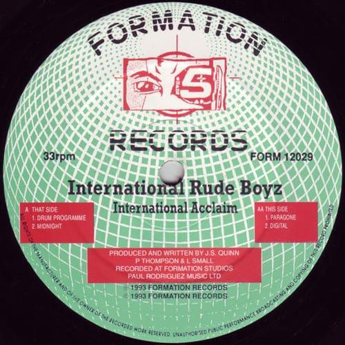 Download International Rude Boyz - International Acclaim E.P. mp3