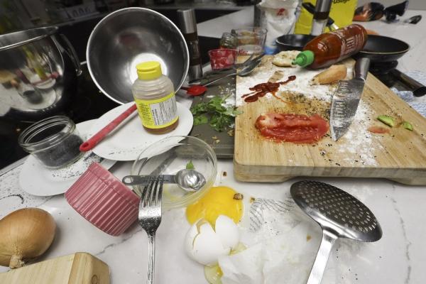Cooking Restaurant