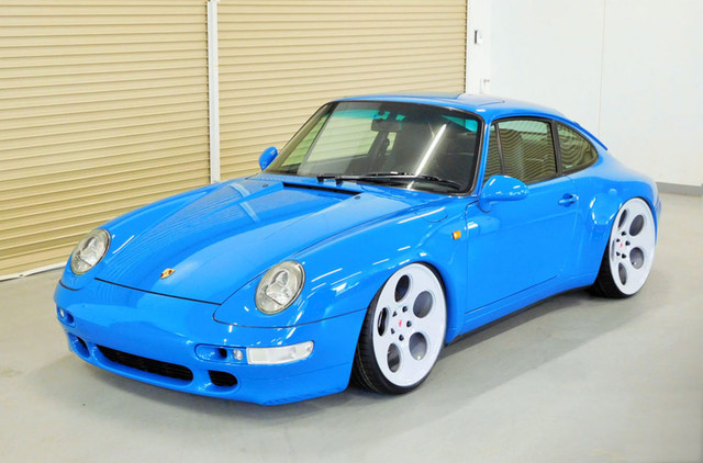 sfw-Dr-Knauf-slammefied-a-Porsche-993-riviera-blue-on-Vossen-Wheels-2019