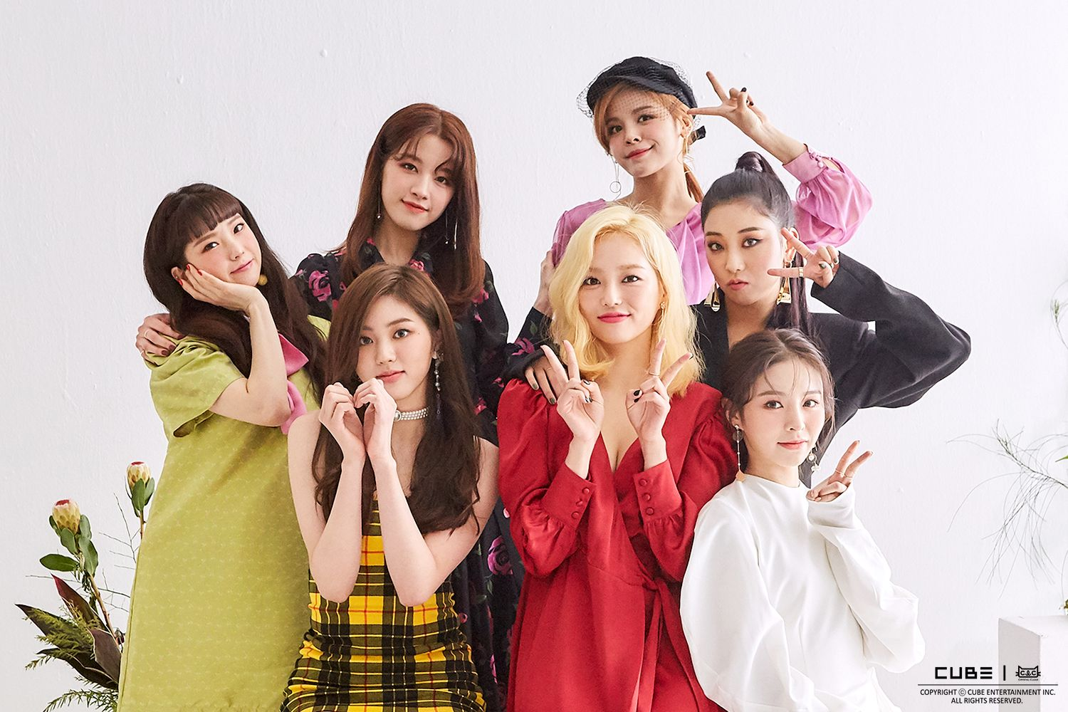 Quiz: Get to Know CLC (Becoming Cheshire)