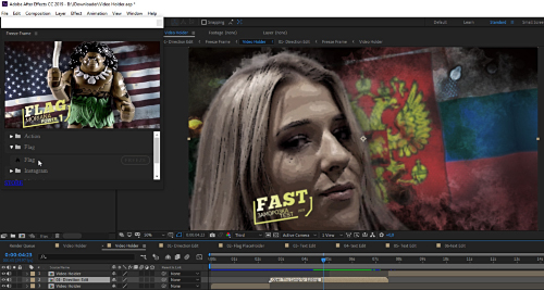 Freeze Frame intro ToolKit 24469101 v2 - Project & Script for After Effects (Videohive)