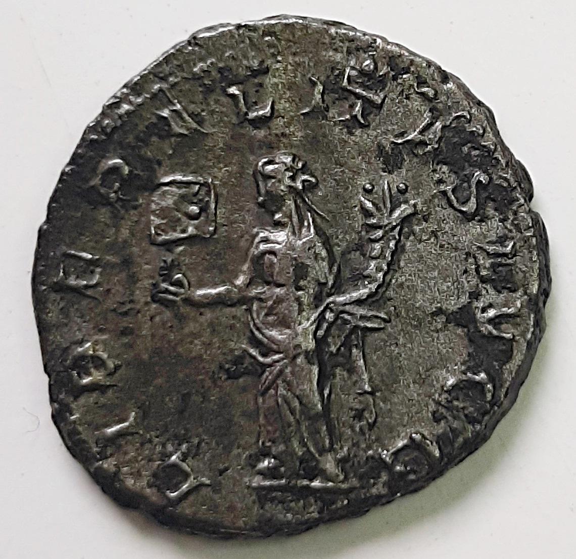 Antoniniano de Volusiano. LIBERALITAS AVGG. Roma Volusiano-Librev