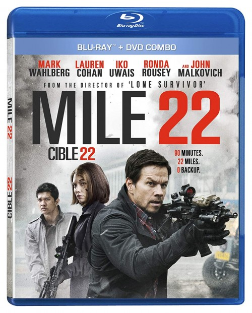 Mile 22 (2018) Hindi 480p HDRip Esubs DL