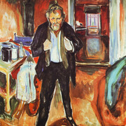 Edvard-Munch-self-portrait-sleepless-night