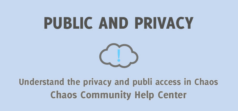 Public, Private, and Hidden