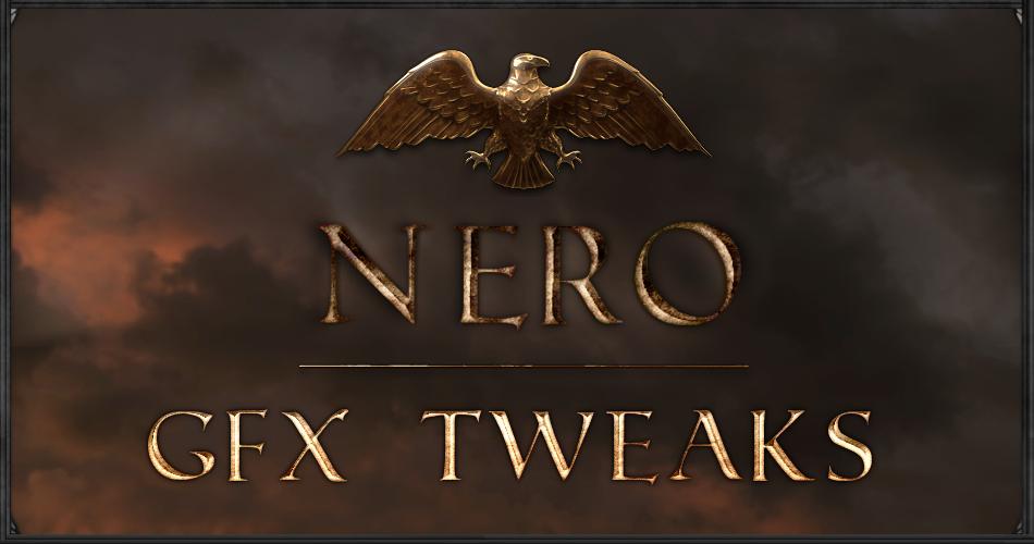 NERO - GFX Tweaks