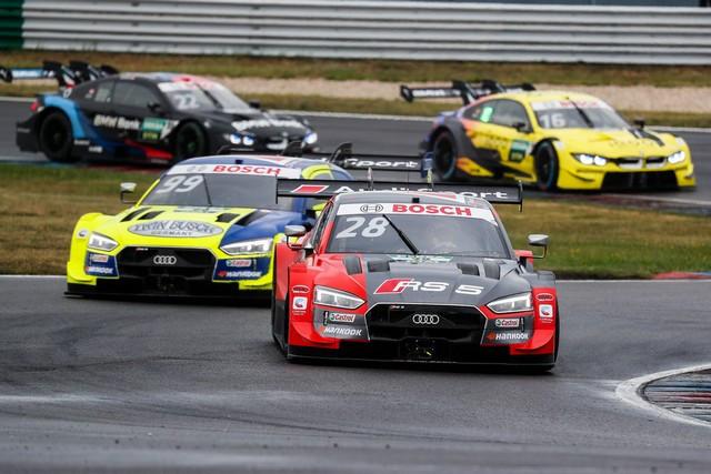 DTM – René Rast remporte le podium Audi au Lausitzring A204840-medium