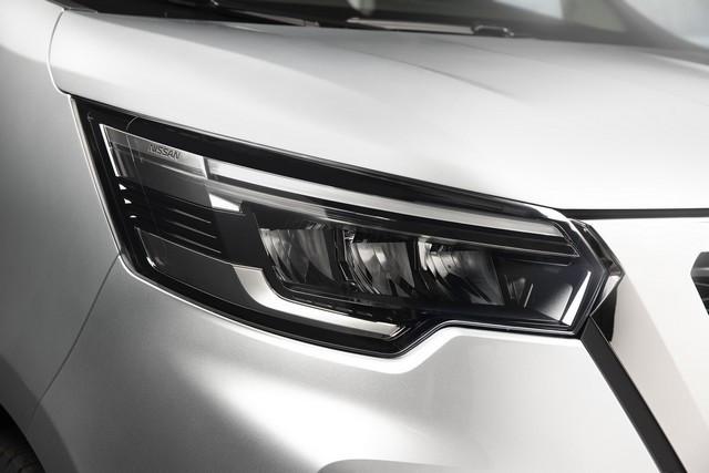 Le Nissan NV300 Combi Fait Peau Neuve New-NV300-Combi-Exterior-Headlamp-2-1200x800