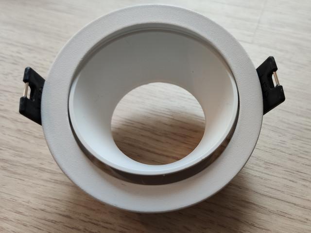 Frame-spot-LED-Orientable-Matt-White-D80-H35-cut-70mm-1