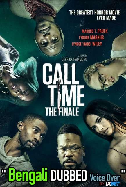 Calltime (2021) Bengali Dubbed (Voice Over) WEBRip 720p [Full Movie] 1XBET