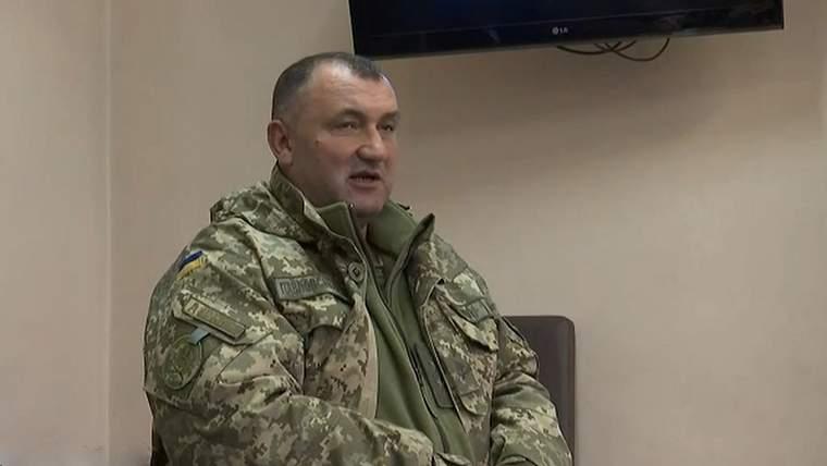 Игорь Павловский замминистра обороны