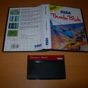 [VENDUS] 28 jeux MASTER SYSTEM -> 100€ FDPIN Thunder-Blade