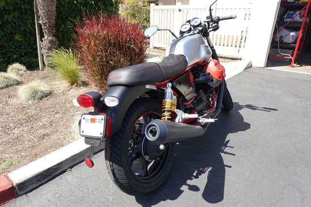 2017-Moto-Guzzi-V7-III-Racer-Rear-Redacted-Plate