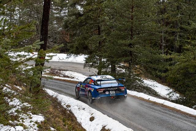 Alpine réussit son retour au Monte-Carlo 2021-Rallye-de-Monte-Carlo-9
