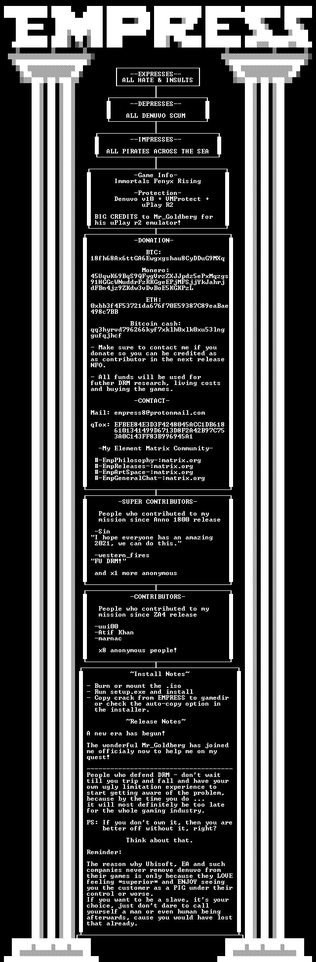 Immortals Fenyx Rising-EMPRESS  screenshots