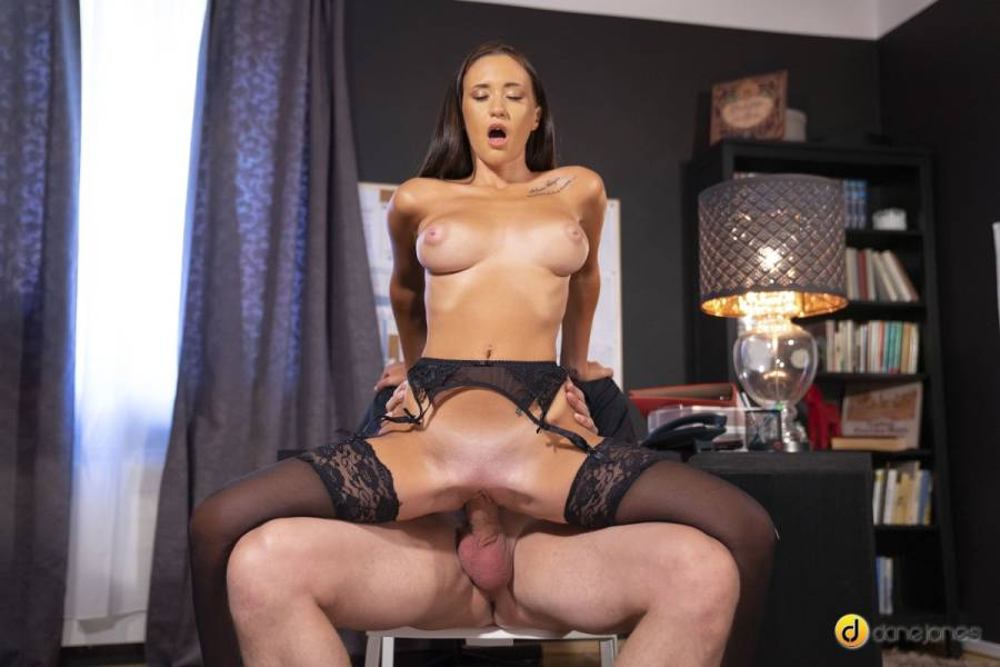 Mina Moreno, Steve Q – New Secretary With Big Natural Tits – Dane Jones – SexyHub