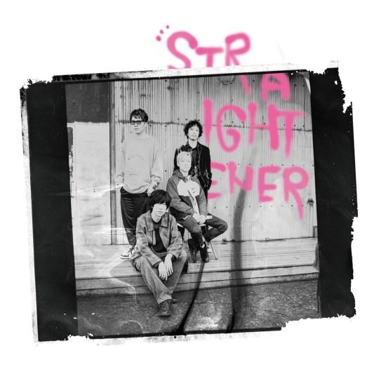 [Single] STRAIGHTENER – Graffiti