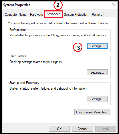 improve windows 10 performance