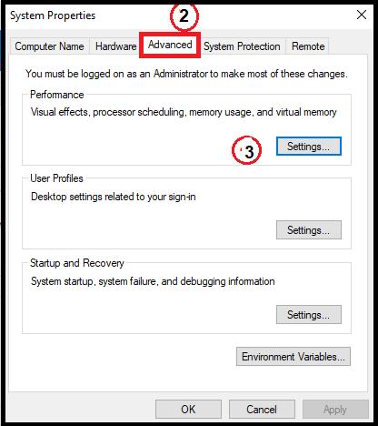 improve windows 10 performance