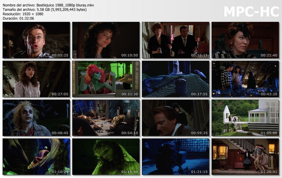 Bettlejuice Bluray Rip [1080p] h264 [MG]